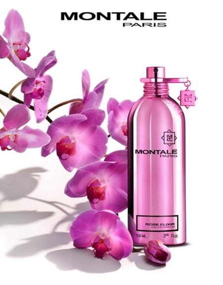 Montale Roses Elixir - солирующий аромат в трио