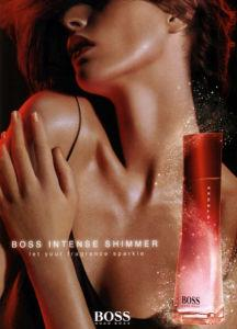 Boss Intense Shimmer Edition