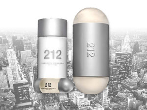 Carolina Herrera 212 White Men