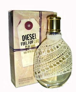 Diesel Fuel For Life Woman Use With Caution