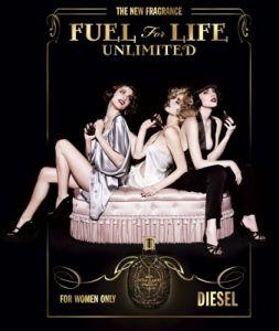 Diesel Fuel For Life Unlimited Woman