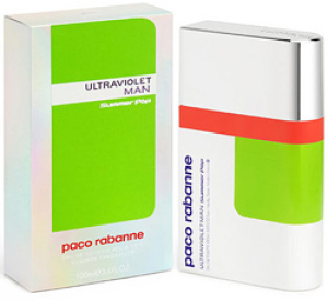 Paco Rabanne Ultraviolet Man Summer Pop